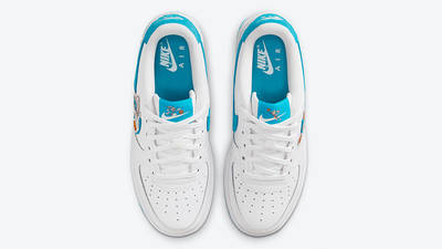Nike Air Force 1 Low Space Jam DJ7998-100 middle