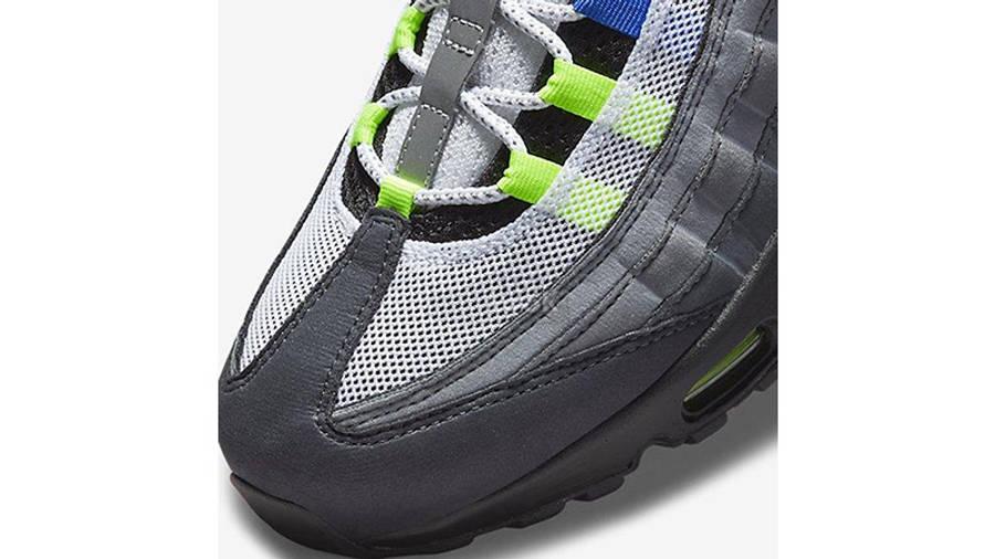 Nike Air Max 95 Greedy 3 closeup
