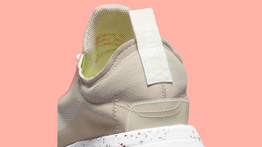 Nike Air Zoom Type Tan Pink DH9628-200 Detail