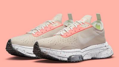 Nike Air Zoom Type Tan Pink DH9628-200 Side