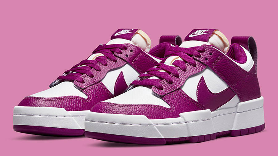 Nike Dunk Low Disrupt Cactus Flower DN5065-100 front