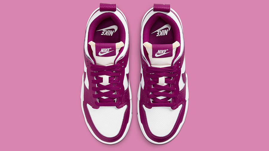 Nike Dunk Low Disrupt Cactus Flower DN5065-100 middle