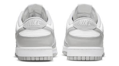 Nike Dunk Low Grey Fog Back