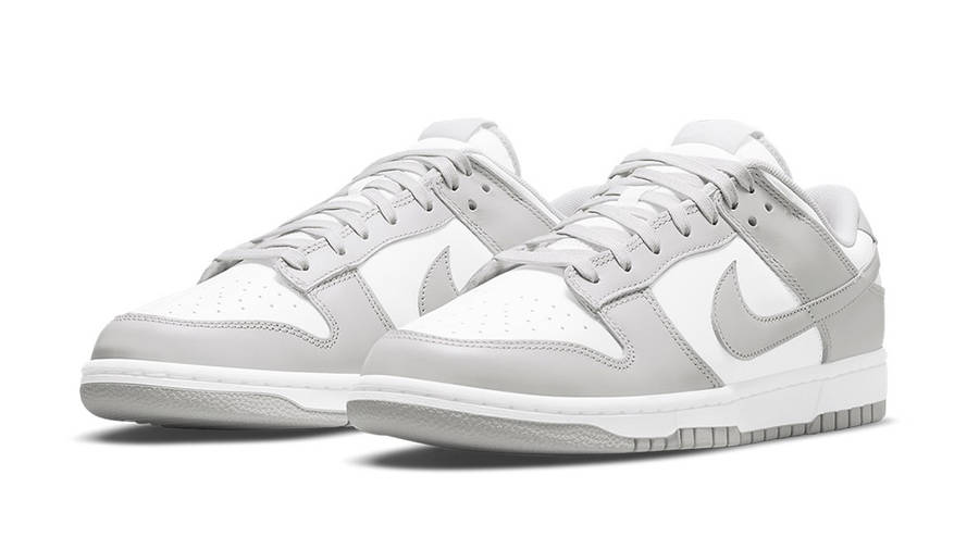 Nike Dunk Low Grey Fog Front