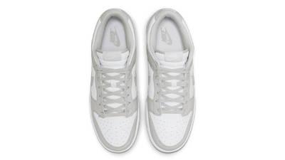 Nike Dunk Low Grey Fog Middle