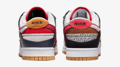 Nike Dunk Low Scrap Glow Back