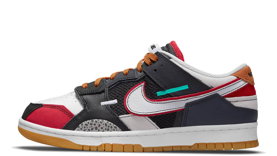 Nike Dunk Low Scrap Glow