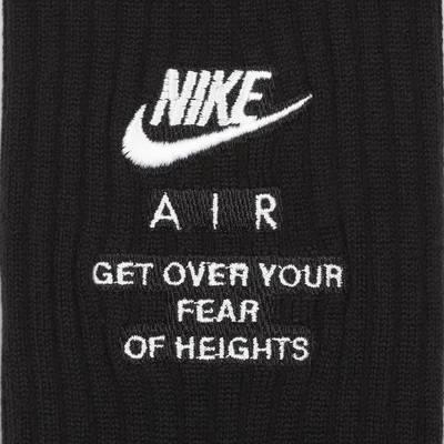 Nike SNEAKR Sox Crew Socks DA2584-010 Detail 2
