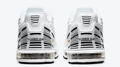 Nike TN Air Max Plus 3 Multi Swoosh White DN6993-100 back