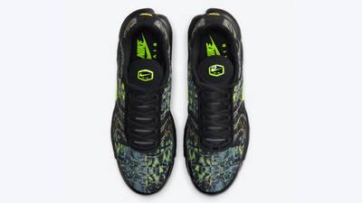 Nike TN Air Max Plus Black Green Middle