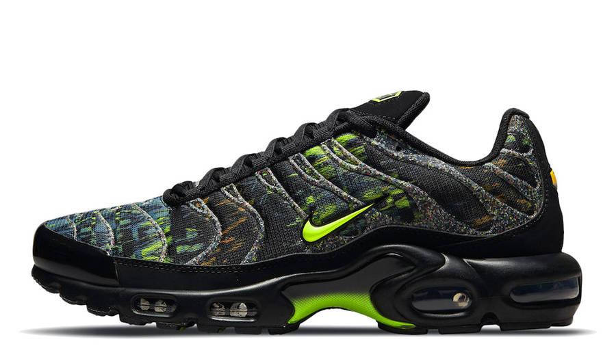 Nike TN Air Max Plus Black Green
