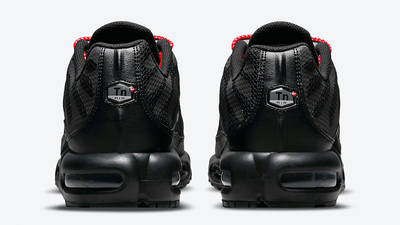 Nike TN Air Max Plus Black Reflective DN7997-001 back