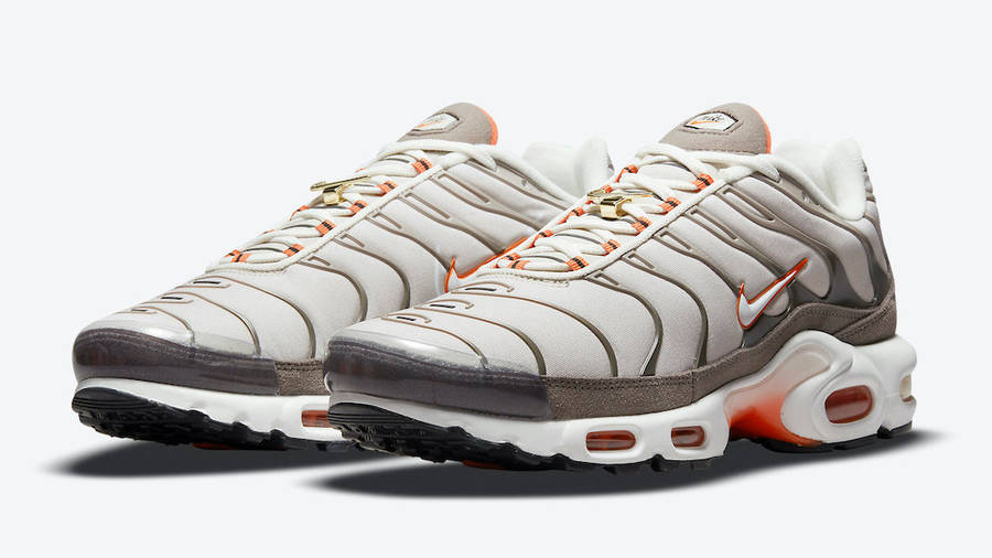 Nike TN Air Max Plus First Use Front