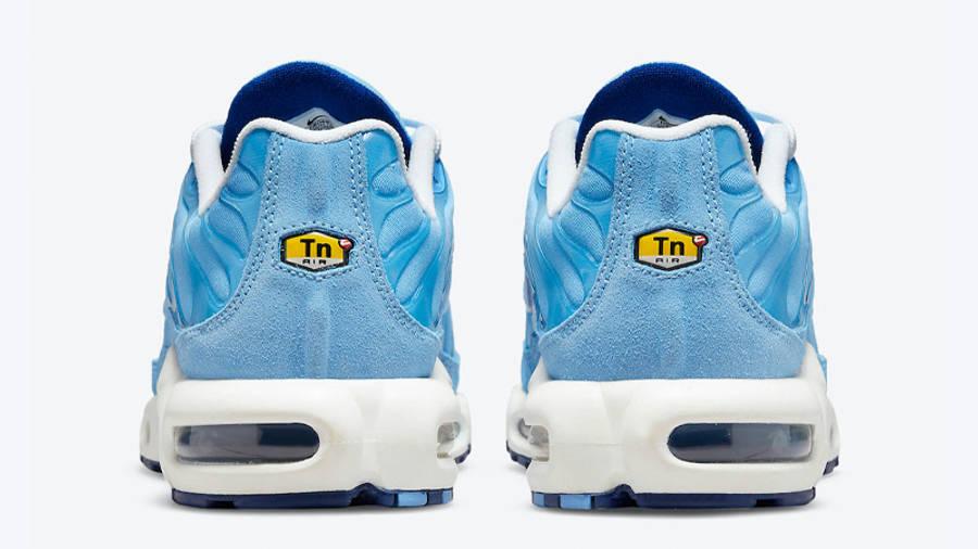 Nike TN Air Max Plus First Use University Blue Back