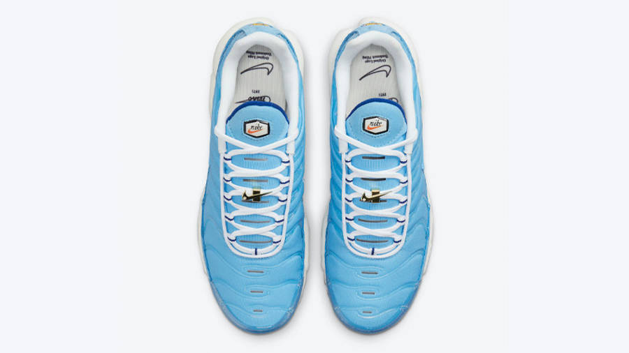 Nike TN Air Max Plus First Use University Blue Middle