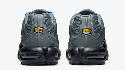 Nike TN Air Max Plus Grey Reflective DN7997-002 back