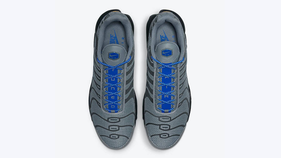 Nike TN Air Max Plus Grey Reflective DN7997-002 middle
