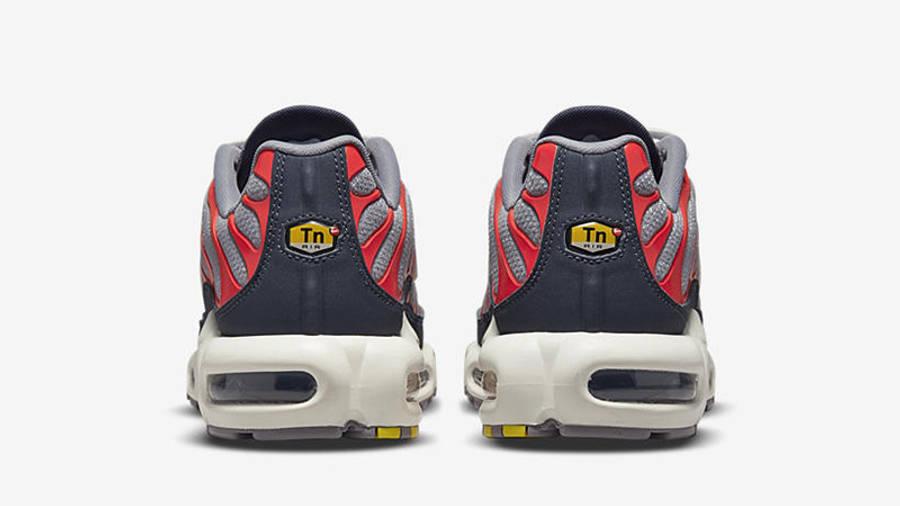 Nike TN Air Max Plus Grey USA DB0682-003 back