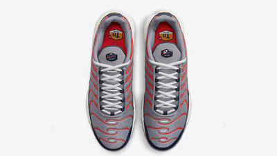 Nike TN Air Max Plus Grey USA DB0682-003 middle