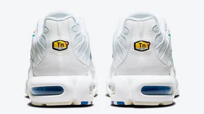 Nike TN Air Max Plus Multi Swoosh White DN6994-100 back