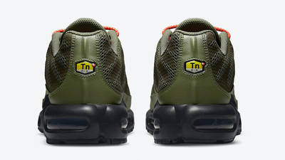 Nike TN Air Max Plus Olive Reflective DN7997-200 back