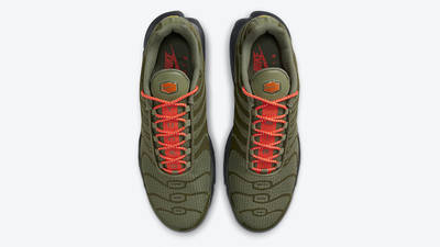 Nike TN Air Max Plus Olive Reflective DN7997-200 middle