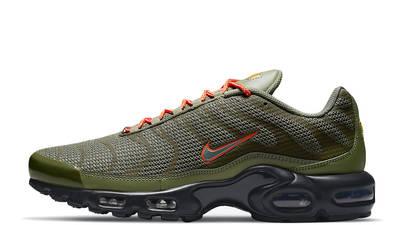 Nike TN Air Max Plus Olive Reflective DN7997-200