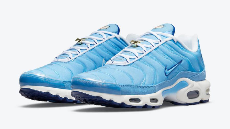 Nike TN Air Max Plus University Blue Front