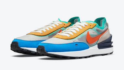 Nike Waffle One Multi DN9253-001 front
