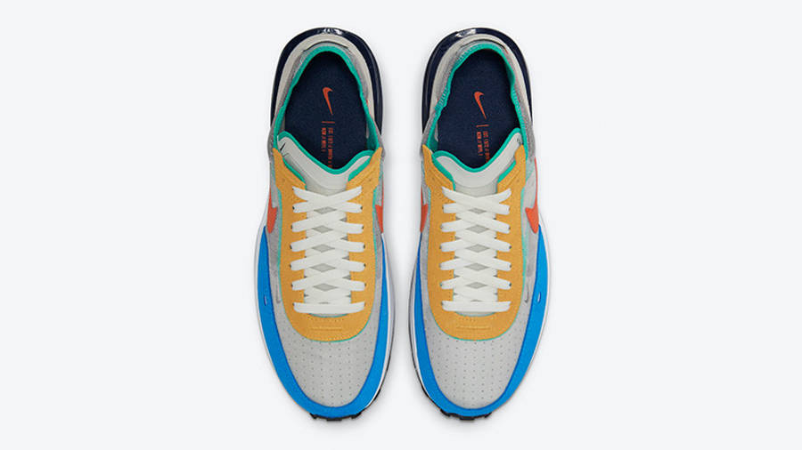 Nike Waffle One Multi DN9253-001 middle