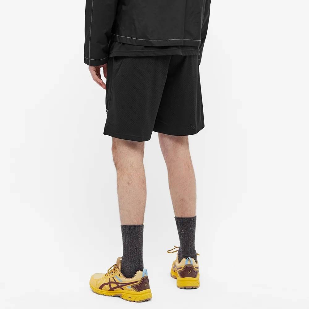 Stussy 8-Ball Mesh Shorts Black Back