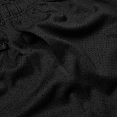 Stussy 8-Ball Mesh Shorts Black Detail