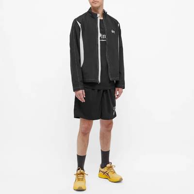Stussy 8-Ball Mesh Shorts Black Full