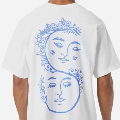 Stussy Sound Of Summer T-Shirt White Detail
