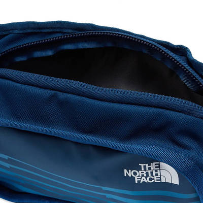 The North Face International Japan Hip Bag Blue Detail 3