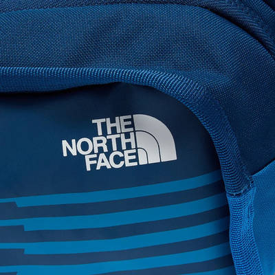 The North Face International Japan Hip Bag Blue Detail