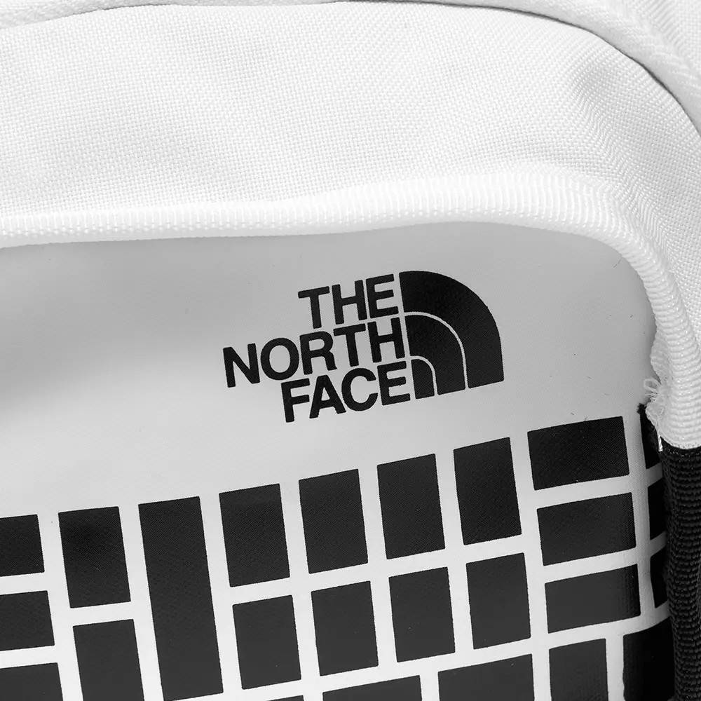 The North Face International South Korea Hip Bag Black Detail 3