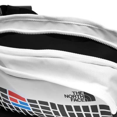 The North Face International South Korea Hip Bag Black Detail