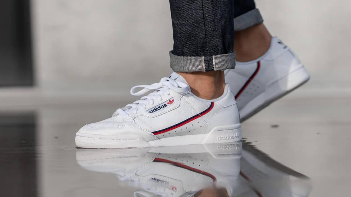 adidas Continental 80 via Sneaker District