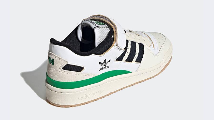 adidas Forum 84 Low Celtics GX9058 back