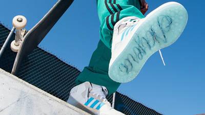 adidas Forum 84 Mid ADV Diego Najera H01019 sole
