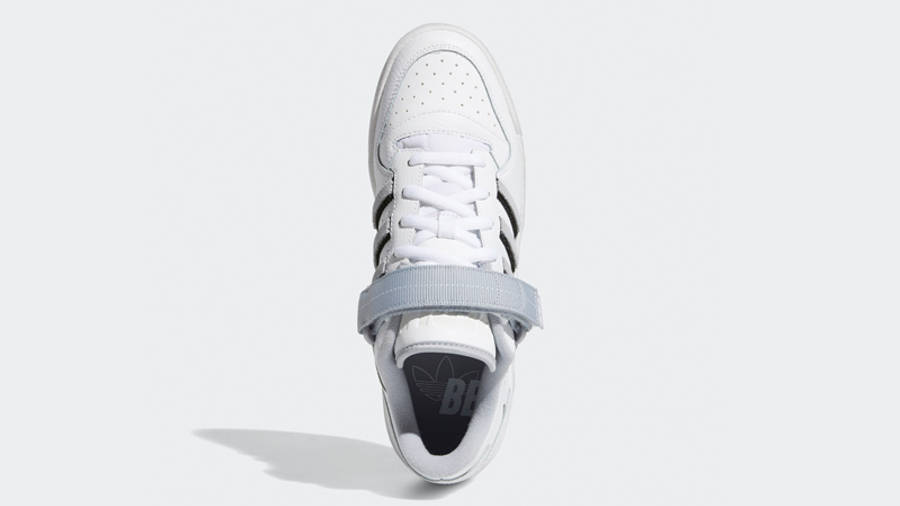 adidas Forum Low City White Halo Silver Middle