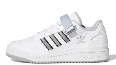 adidas Forum Low City White Halo Silver