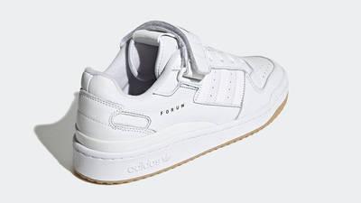 adidas Forum Low White Gum GX1072 back