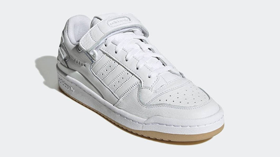 adidas Forum Low White Gum GX1072 front