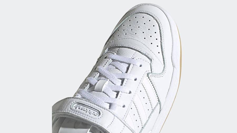 adidas Forum Low White Gum GX1072 middle