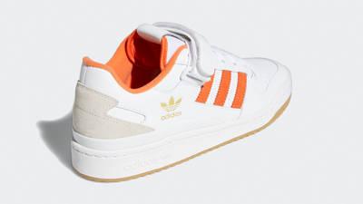 adidas Forum Low White True Orange Back