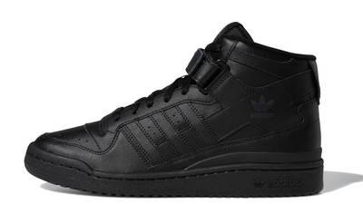 adidas Forum Mid Triple Black