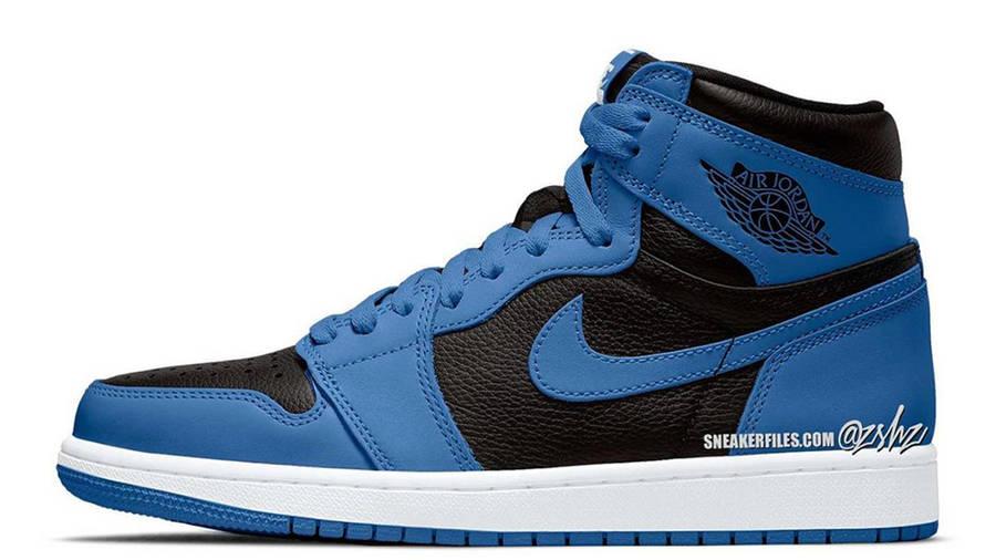 Air Jordan 1 High Dark Marina Blue