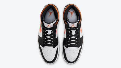 Air Jordan 1 Mid Zig Zag Middle